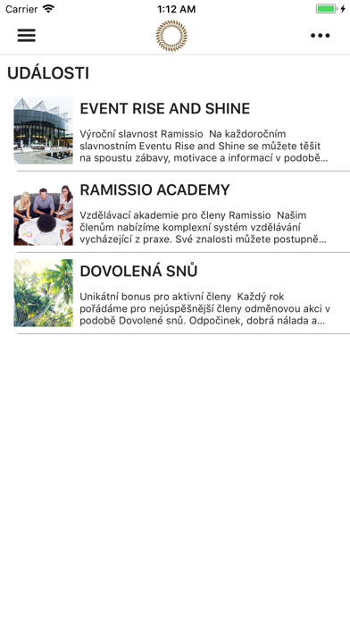 Ramissio screenshot 4