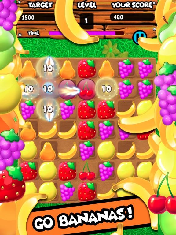 iPad Image of Fruity Gardens - Fruit Link