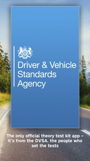 ‎Official DVSA Theory Test Kit