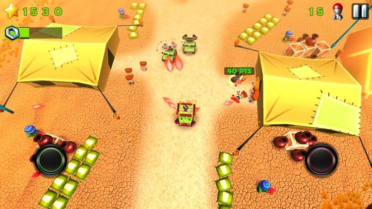 Toon War screenshot-0