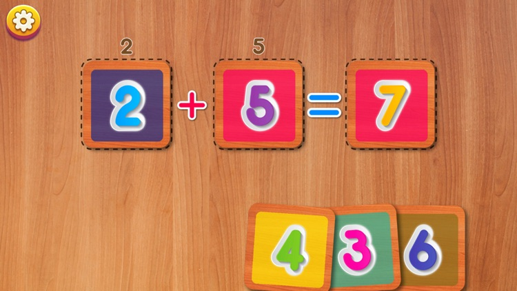 Math Kids Count, Add, Subtract screenshot-5