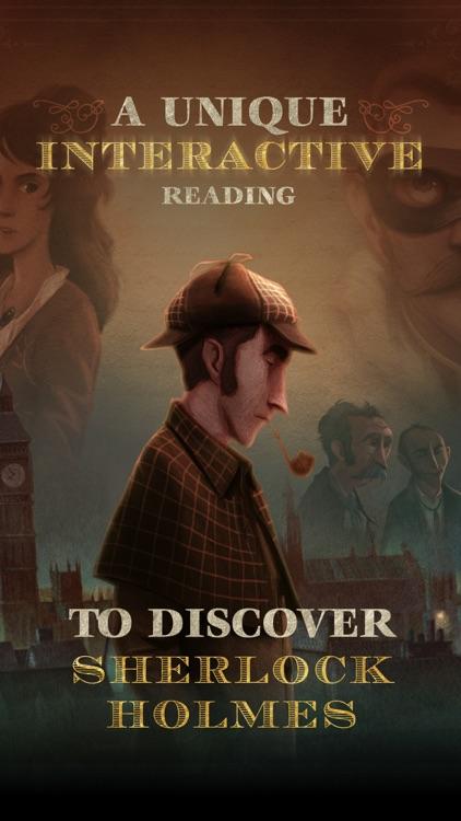 iClassics: Sherlock Holmes screenshot-0