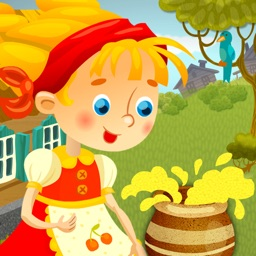 Sweet Porridge kids fairy tale