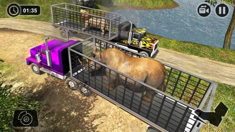 Animal Transport Truck 2018 screenshot-4