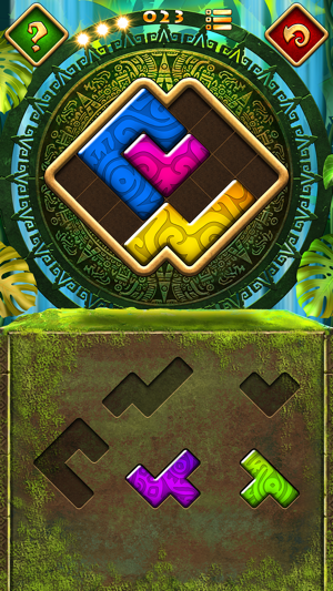 Montezuma Puzzle 4 Premium Screenshot
