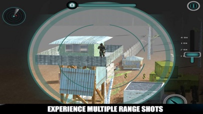 Sniper Assassin FPS screenshot 1