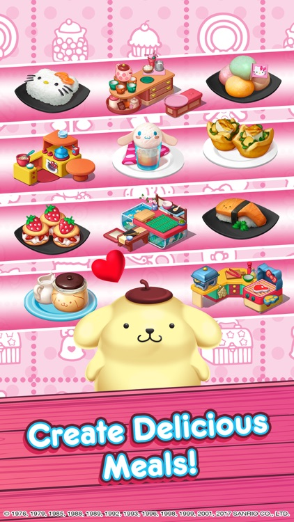 Hello Kitty Food Town screenshot-2