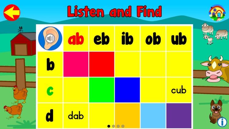 Ricardo's Letter B Word Grid™ screenshot-3