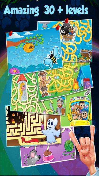 Crazy Mazes & Labyrinths