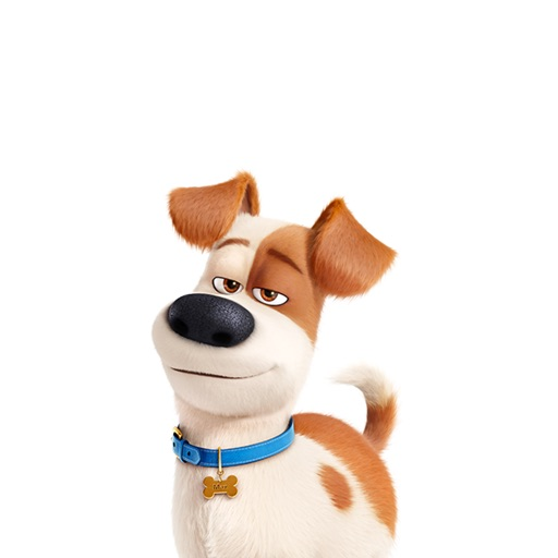 The Secret Life of Pets Stickers icon
