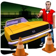 代客 汽车 停車處 游戏 2017年