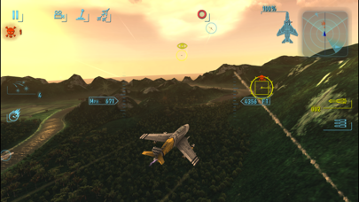Screenshot from Sky Gamblers: Cold War