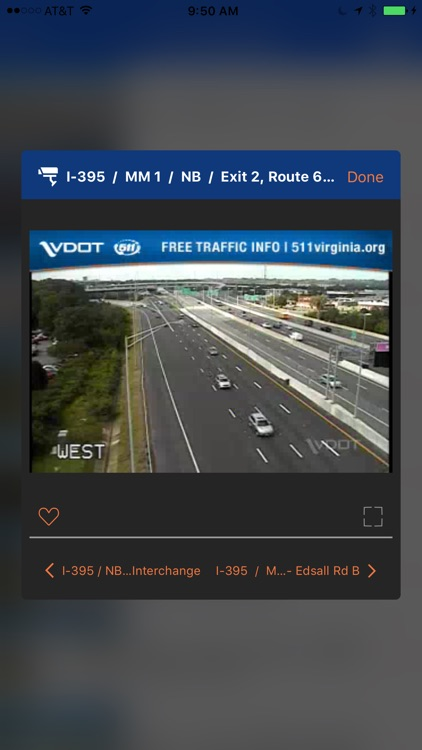 VDOT 511 Virginia Traffic screenshot-3