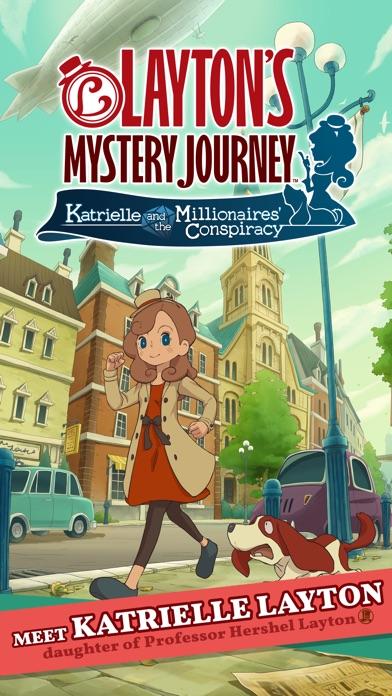 Screenshot #6 for Layton's Mystery Journey