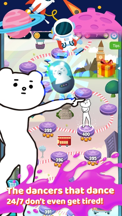 Dancing Queen : Club Puzzle screenshot 3