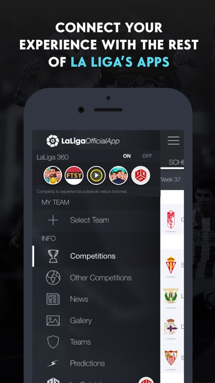 La Liga - Spanish Soccer League Official screenshot-3