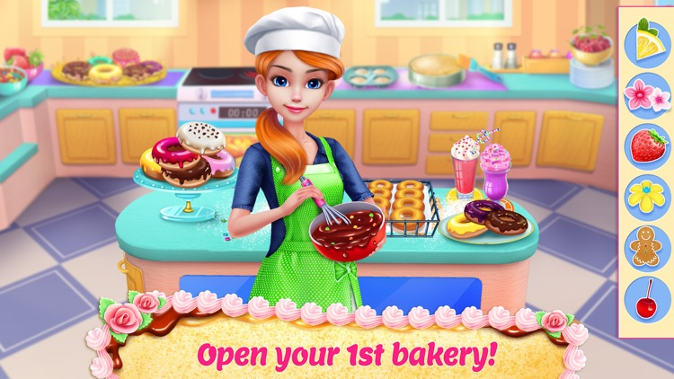 My Bakery Empire screenshot-0
