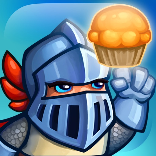 Icone Muffin Knight