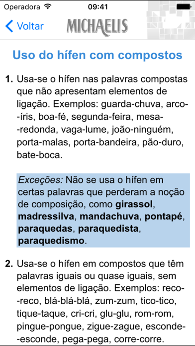 Michaelis Guia Prático da Nova Ortografiaのおすすめ画像5