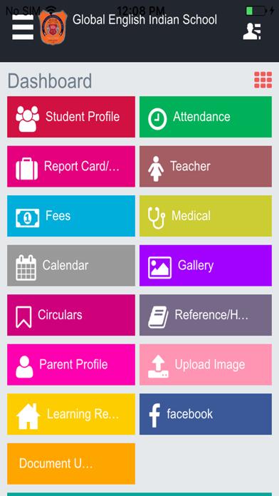 Global English Indian School screenshot four