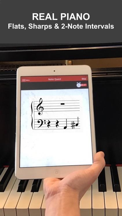 Note Quest Pro - Learn Piano