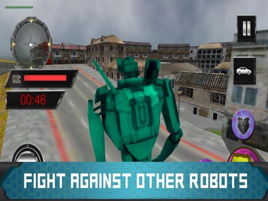 Extreme Robot Transform -Fight screenshot 6