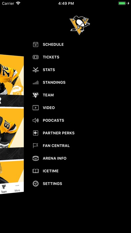 Pittsburgh Penguins screenshot-3