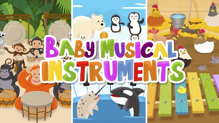 Baby Musical Instruments screenshot-3