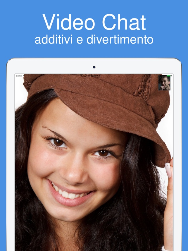 Video Chat Solo Donne