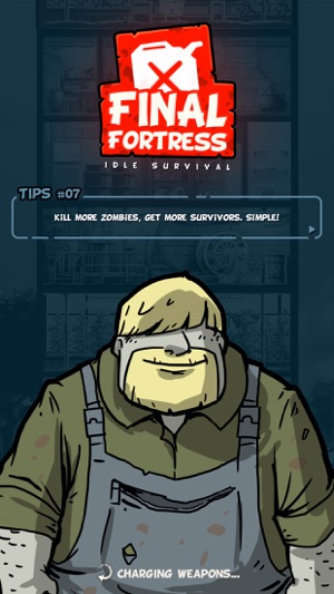 Final Fortress - Idle Survival Screenshot