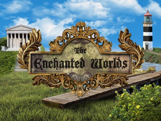 The Enchanted Worlds Screenshot