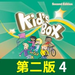 Kid's Box 剑桥少儿英语4