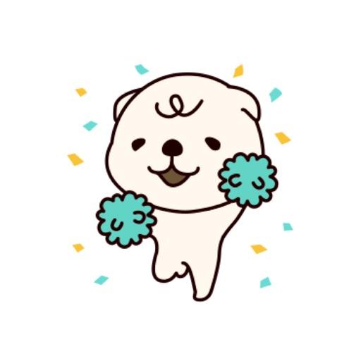 Chubby Yellow So Cute Dog