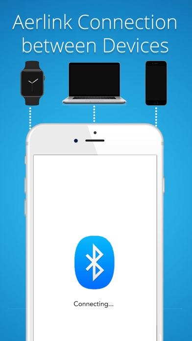 Screenshot for Aerlink Official in Belgium App Store