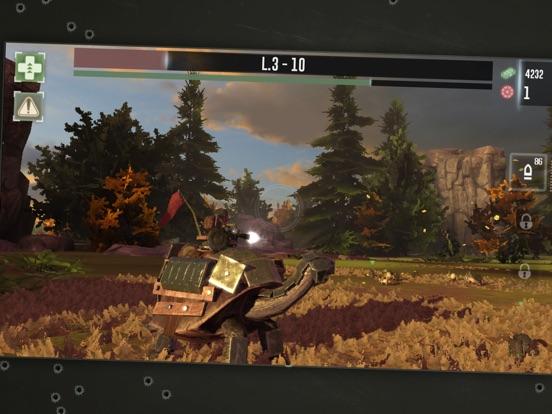 War Tortoise на iPad