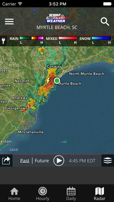 WMBF First Alert Weather for Windows