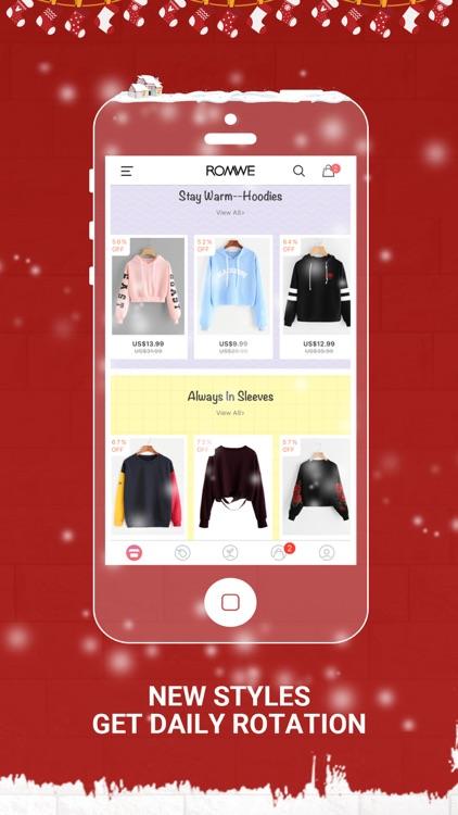 ROMWE - Women's Fashion screenshot-4