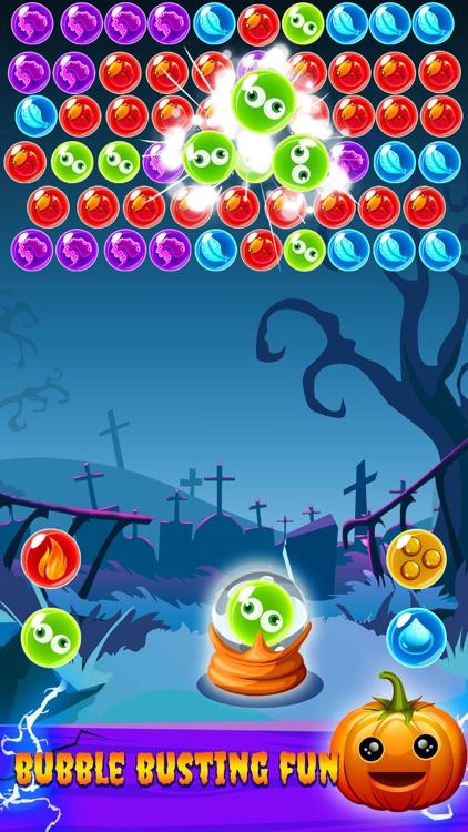 Witches Pop: Halloween Quest screenshot-4