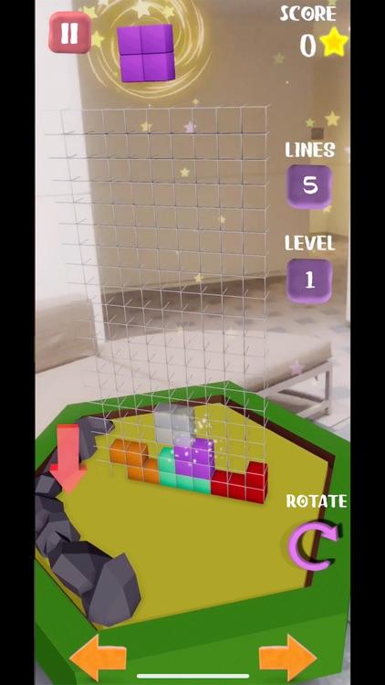 AR Tetraminos screenshot-4