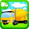 Trucks and Diggers Puzzles Games For Boys Lite - iPhoneアプリ