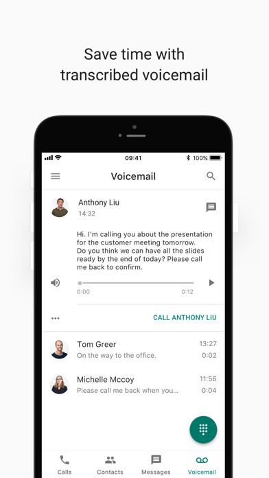 Google Voice for Windows