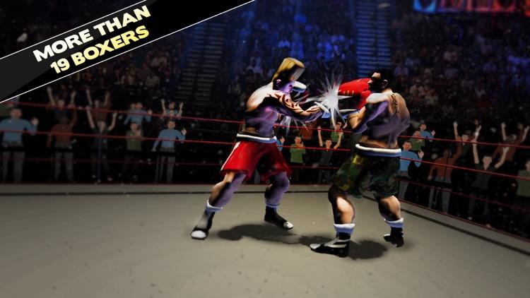 Boxing Games 2017 screenshot-4
