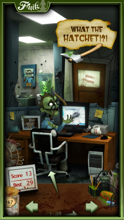 Office Zombie screenshot-2