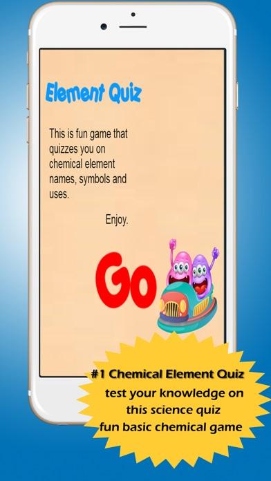 Periodic table chemical element symbols quiz app data review periodic table chemical element symbols quiz app image urtaz Choice Image