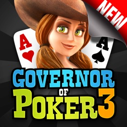Governor of Poker 3 - Live Texas Holdem Poker Game