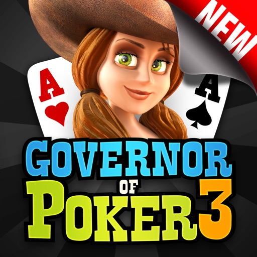 Governor of Poker 3 - Live Texas Holdem Poker Game