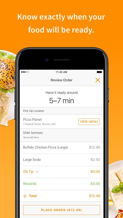 LevelUp: Order food ahead screenshot-3