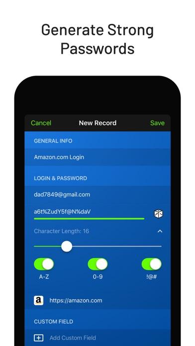 Keeper Password Manager review screenshots
