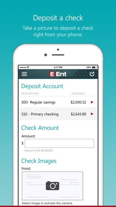 fairwinds mobile check deposit