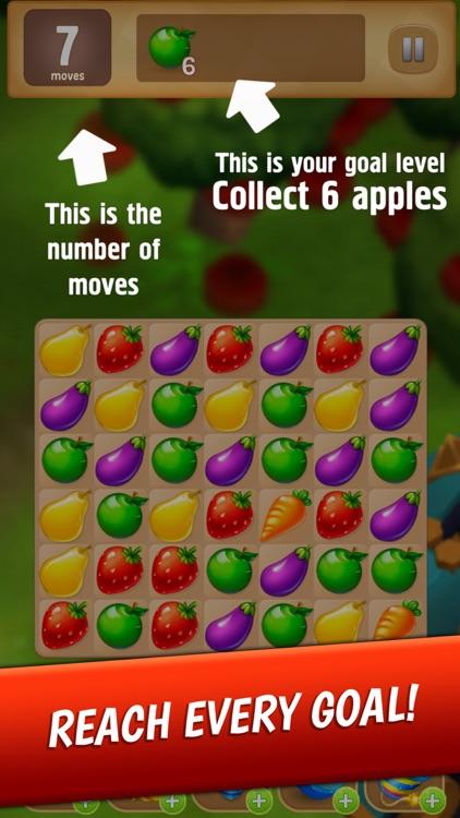 Jane's Village - Farm Game screenshot-4